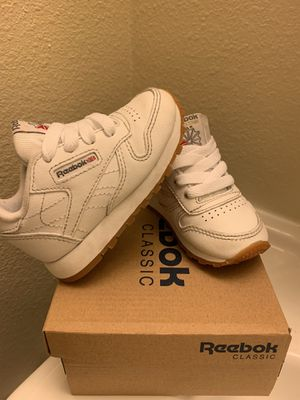 Baby Reebok shoes for Sale in Loma Linda, CA