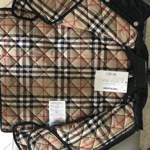 Authentic Burberry Jacket 12 Mos for Sale in Dania Beach, FL