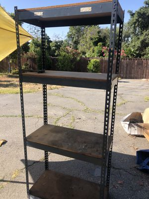 Metal shelves for Sale in Glendora, CA