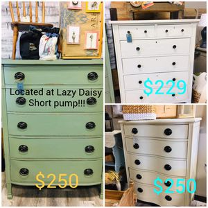 Dresser sale! for Sale in Glen Allen, VA