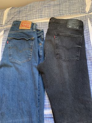 Men's Levi's jeans sz 36x32 for Sale in Los Angeles, CA