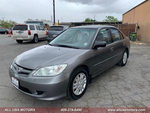 2004 Honda Civic LX for Sale in San Jose, CA