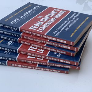 Team Captain's Leadership Manual for Sale in Puyallup, WA