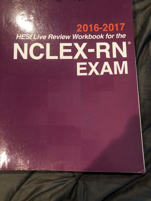 Hesi live NCLEX prep with answers for Sale in Tampa, FL