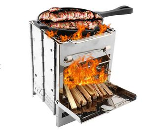 BBQ Grill Stove Adjustable Stainless for Sale in Beaumont, CA