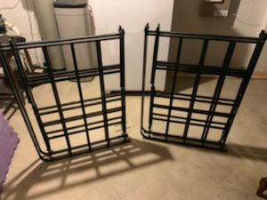 "Queen ""Purple"" brand bed frame - no box spring needed for Sale in Columbus, OH"
