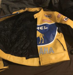 Fashion Motorcycle Sports Jacket (Large Good Condition) $80 for Sale in Atlanta, GA