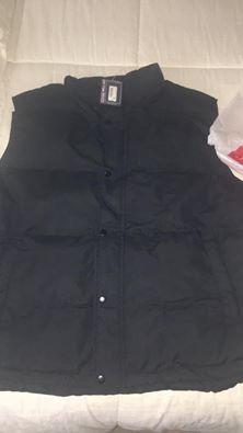 Brand New Men's Black Down Vest for Sale in Martinsburg, WV