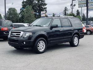 2012 Ford expedition Limited for Sale in Tacoma, WA