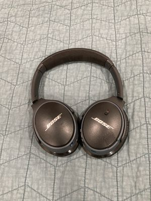 Bose Sound link ll Around Ear Wireless Headphones for Sale in Glendale, AZ