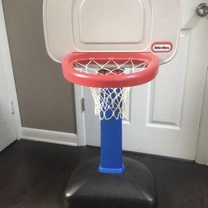Little Tikes Basketball Hoop for Sale in Spotswood, NJ