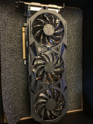 Gigabyte GTX 960 G1 Graphics Cards, Black GV-N960G1 GAMING-4GD for Sale in Renton, WA