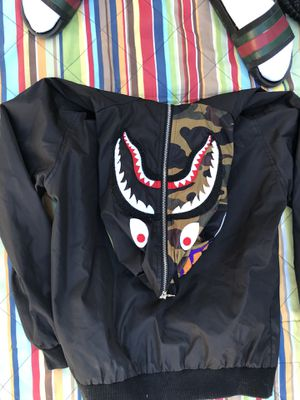 Bape windbreaker for Sale in Lynwood, CA