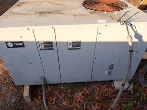 Train One Andhalf ton AC heat unit Works good Has been Recondition for Sale in Spring Hill, FL