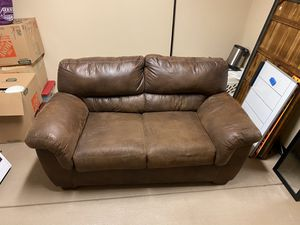 Microsuede Loveseat couch for Sale in Irvine, CA