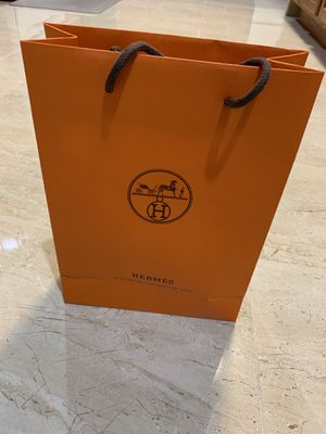 Authentic Hermès shopping bag for Sale in Norwalk, CA