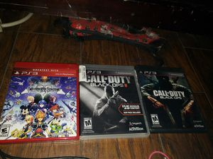 PS3 console & games for Sale in Mitchell, IL