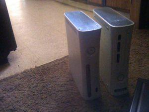 2 x box360 and pioneer av receiver vsx -1124 for Sale in Visalia, CA
