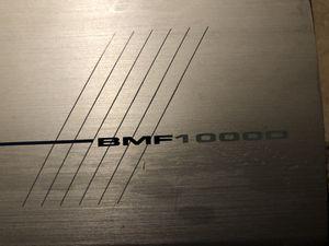 crossfire audio amp for Sale in Fresno, CA