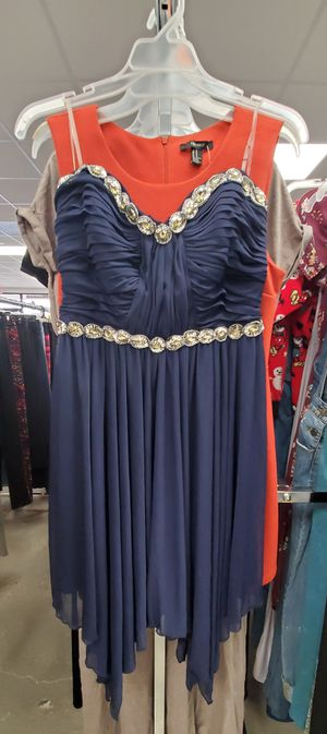 Blue Prom Dress Size 13 for Sale in Gretna, LA