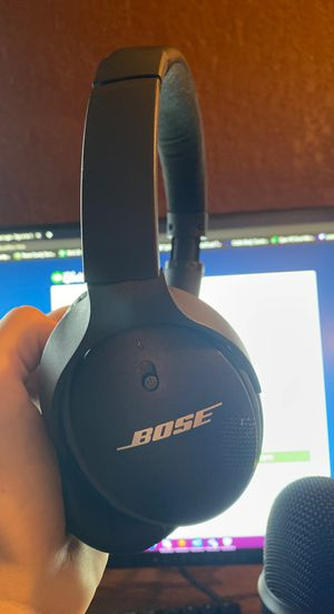 Bose Soundlink 2 headphones Bluetooth for Sale in Kent, WA