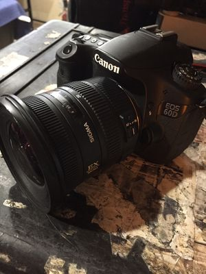 60d body only like new for Sale in Wilmington, CA