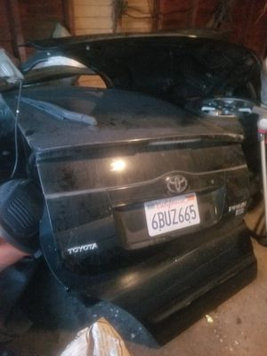 prius parts 04 05 06 07 08 09 ecu doors trunk rims bumper for Sale in Long Beach, CA