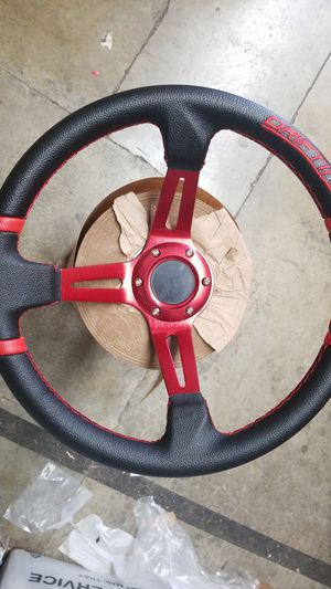 new jdm racing steering wheel for Sale for sale  City of Industry, CA
