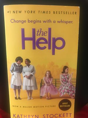paperback The Help for Sale in East Hanover, NJ