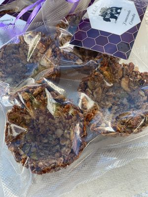 Homemade organic granola cups for Sale in Fort Lauderdale, FL