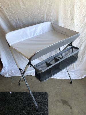 Foldable Baby Changing Table for Sale in Etiwanda, CA