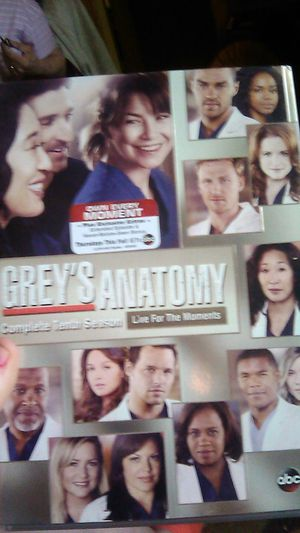 Grey's anatomy all most complete seasons for Sale in Fort Smith, AR