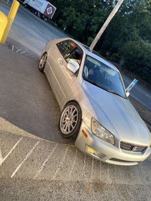 2002 Lexus is300 for Sale in Calistoga, CA