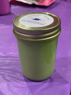 Eucalyptus Handmade Candle for Sale in Hyattsville, MD