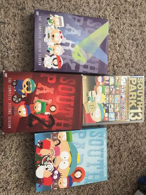 South Park dvd Bundle for Sale in Joice, IA