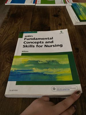 Fundamental concepts and skills for nursing. for Sale in West Haven, CT