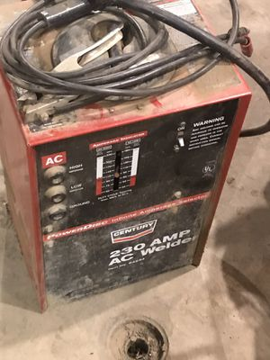 Century stick welder for Sale in Scottdale, PA