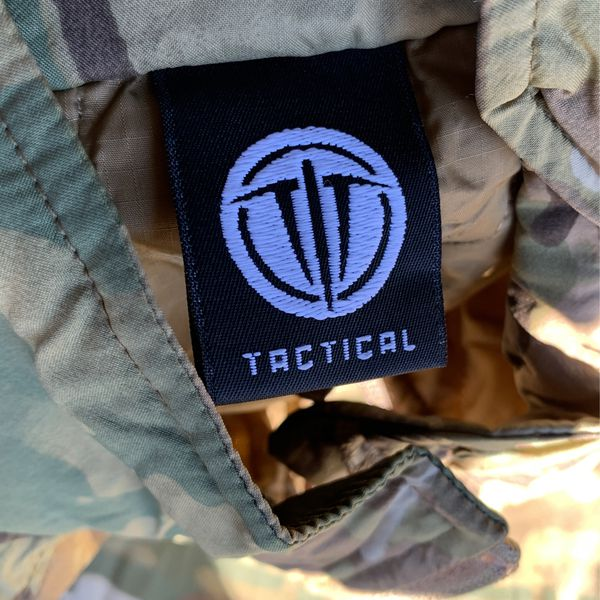 Military light jacket size medium
