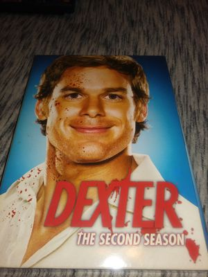 Dexter Season 2 dvd for Sale in Kansas City, MO