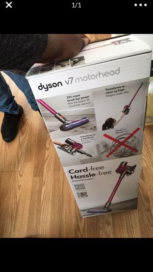 Dyson v7 I have 2 for sale 200 A piece for Sale in Baltimore, MD