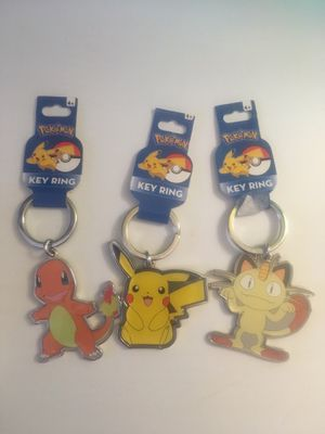 Pokemon Keychains for Sale in Los Angeles, CA