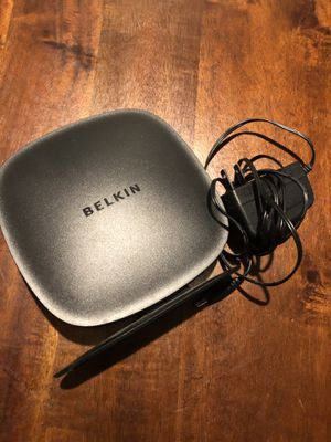 Belkin Router for Sale in Addison, TX