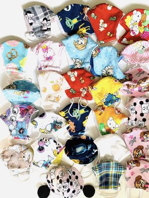 5 children mask bundle for Sale in IL, US