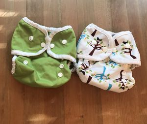 Thirsties Duo Wrap Snap Cloth Diaper Covers for Sale in Grand Prairie, TX