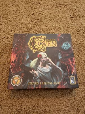 Coven board game, open but like new for Sale in Washington, PA