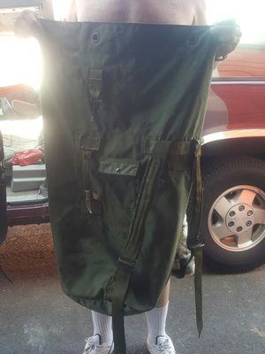 Army duffle bag for Sale in West Linn, OR