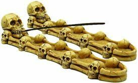 Skull & Bones Incense Burner for Sale in Indianapolis, IN