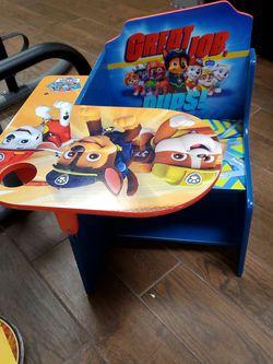 Paw Patrol Toddler Desk for Sale in Lexington,  KY