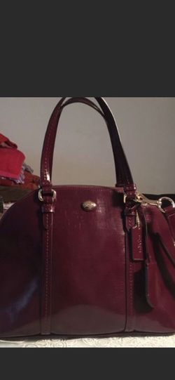 Authentic Coach Leather Purse for Sale in Miami,  FL