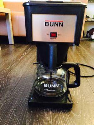Bunn Velocity Brew Black 10-cup coffee brewer for Sale in Fairfax, VA